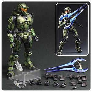 Square Enix Halo 2 Play Arts Kai: Master Chief (Anniversary Edition)