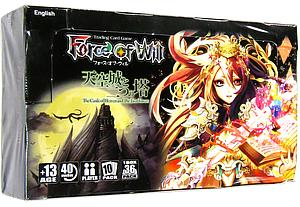 Force of Will Trading Card Game - The Castle of Heaven & The Two Towers Booster Box