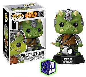 Pop! Star Wars Vinyl Bobble-Head Gamorrean Guard #12 (Vault Edition)