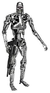 The Terminator T-800 Endoskeleton
