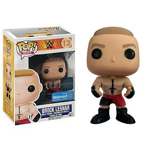 Pop! WWE Vinyl Figure Brock Lesnar #13 Walmart Exclusive