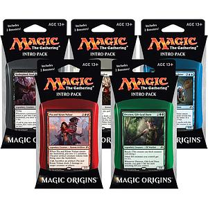 Magic the Gathering: Magic Origins - Intro Deck