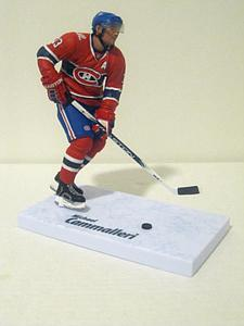 NHL Sportspicks Series 24 Michael Cammalleri (Montreal Canadiens) Red Jersey