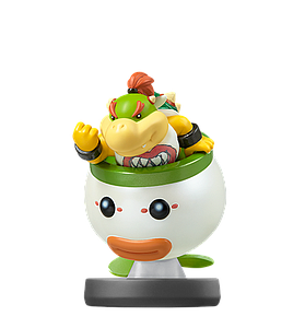 Nintendo Super Smash Bros. Amiibo Mini Figure: Bowser Jr.