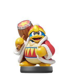 Nintendo Super Smash Bros. Amiibo Mini Figure: King Dedede