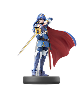 Nintendo Super Smash Bros. Amiibo Mini Figure: Lucina