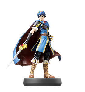 Nintendo Super Smash Bros. Amiibo Mini Figure: Marth