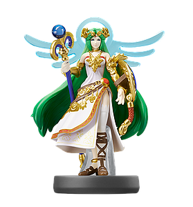 Nintendo Super Smash Bros. Amiibo Mini Figure: Palutena