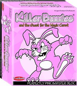 Killer Bunnies & the Quest for the Magic Carrot: Perfectly Pink Booster Deck
