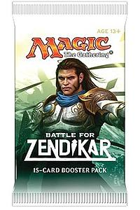 Magic the Gathering: Battle for Zendikar - Booster Pack