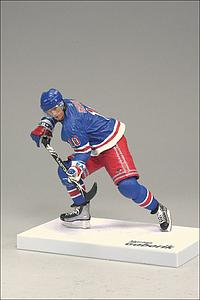 NHL Sportspicks Series 25 Marian Gaborik (New York Rangers) Blue Jersey