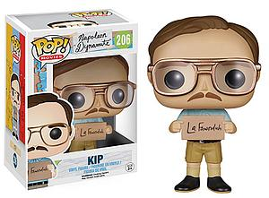 Pop! Movies Napoleon Dynamite Vinyl Figure Kip #206 (Vaulted)