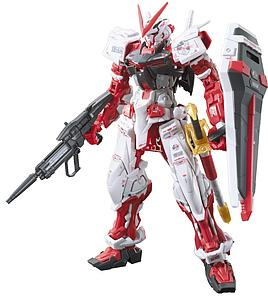 Gundam Real Grade Excitement Embodied 1/144 Scale Model Kit:  #19 MBF-P02 Gundam Astray Red Frame
