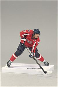 NHL Sportspicks Series 25 Nicklas Backstrom (Washington Capitals) Red Jersey