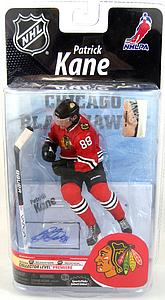 NHL Sportspicks Series 25 Patrick Kane (Chicago Blackhawks) Red Jersey Sign Base Premier Level Variant Limit 225 Pieces
