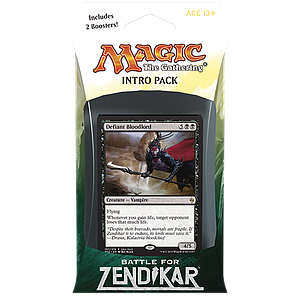 Magic the Gathering: Battle for Zendikar - Intro Deck: Call of Blood