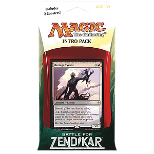 Magic the Gathering: Battle for Zendikar - Intro Deck: Eldrazi Assault