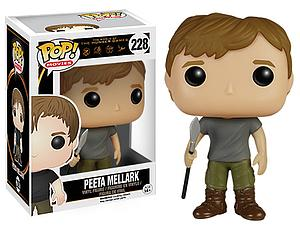 Pop! Movies The Hunger Games Vinyl Figure Peeta Mellark #228 (Vaulted)
