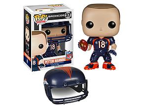 Pop! Football NFL Vinyl Figure Peyton Manning (Denver Broncos) #37 (Retired)