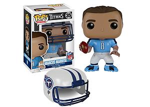 Pop! Football NFL Vinyl Figure Marcus Mariota (Tennessee Titans) #35 (Retired)