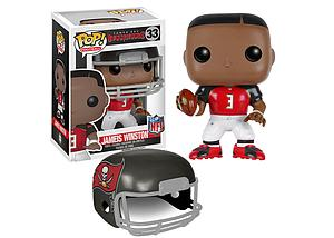 Pop! Football NFL Vinyl Figure Jameis Winston (Tampa Bay Buccaneers) #33 (Retired)