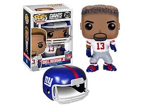 Pop! Football NFL Vinyl Figure Odell Beckham Jr. (New York Giants) #29 (Retired)