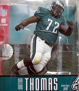 NFL Sportspicks Series 15: William Thomas (Philadelphia Eagles)