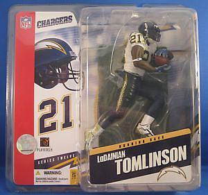 NFL Sportspicks Series 12: LaDainian Tomlinson (San Diego Chargers)