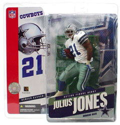 NFL Sportspicks Series 11: Julius Jones (Dallas Cowboys)
