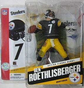 NFL Sportspicks Series 11: Ben Roethlisberger (Pittsburgh Steelers)
