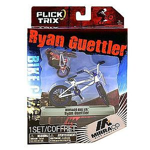 Flick Trix Ryan Guettler Bike Check Mirraco Bikes