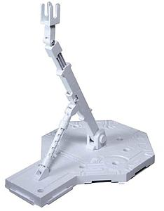 Gundam Action Base 1/144 & 1/100 Scale Stand: White