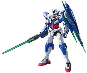 Gundam High Grade Gundam 00 1/144 Scale Model Kit: #066 Gundam 00 Qan[T]