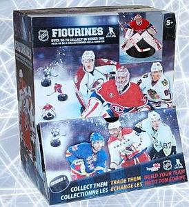"NHL Wave 1 2.5"" Figure Mystery Display"