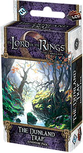 The Lord of the Rings: The Card Game - Dunland Trap