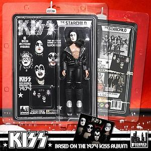"KISS Retro 12"" Figure Series 2 The Starchild (Paul Stanley)"