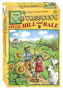 Carcassonne: Over Hill & Dale
