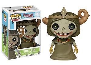 Pop! Television Adventure Time Vinyl Figure The Lich #303 (Vaulted)
