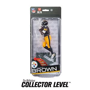 NFL Sportspicks Series 37 Antonio Brown (Pittsburgh Steelers) Collector Level