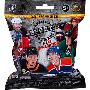 "NHL Wave 2 2.5"" Figure Mystery Pack"
