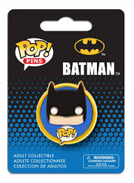 Pop! Pins Batman (Vaulted)