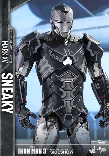 Iron Man Mark XV – Sneaky (MMS348)
