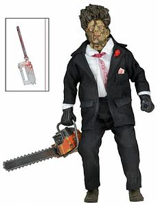 The Texas Chainsaw Massacre 2 Retro - Leatherface
