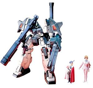 Gundam High Grade Endless Waltz 1/100 Scale Model Kit: EW-7 Serpent Custom
