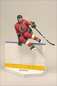 NHL Sportspicks Series 27 Jarome Iginla (Calgary Flames) Red Jersey
