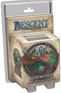 Descent: Journeys in the Dark (Second Edition) - Kyndrithul Lieutenant Pack