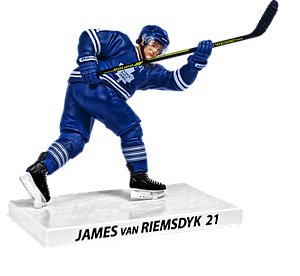 NHL James Van Riemsdyk (Toronto Maple Leafs) 2016