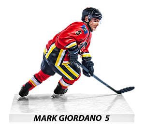 NHL Mark Giordano (Calgary Flames) 2016