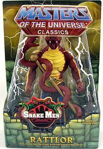 "He-Man & the Masters of the Universe Classics 6"": Rattlor"