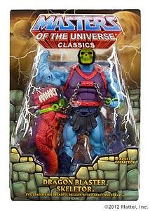 "He-Man & the Masters of the Universe Classics 6"": Dragon Blaster Skeletor"
